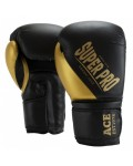 Boxing Gloves Super Pro Combat Gear ACE