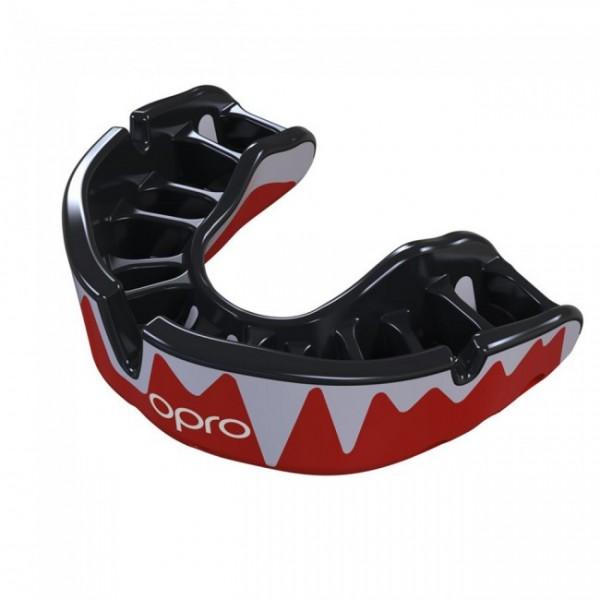 Mouthguard OPRO Self-fit Platinum Fangz