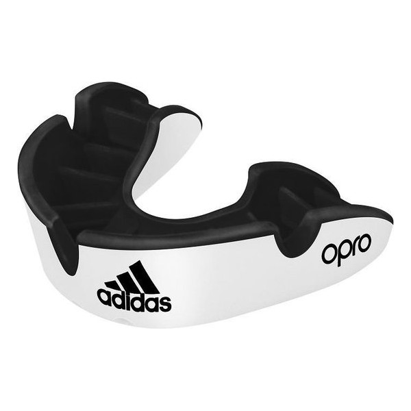 Μασέλα Adidas OPRO Gen4 Silver-Edition