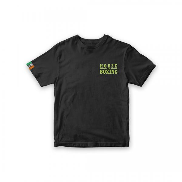 Mens T-shirt House of Boxing Logo Classic